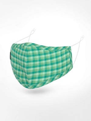 Kids 3 Layer Voile Mask