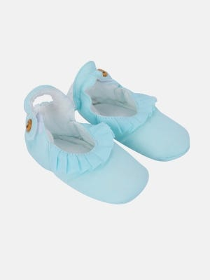 Aqua Cotton Shoe