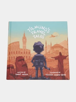 Tilmund's Travel Tales Hardcover (English)