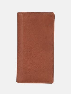 Brown Leather Multipurpose Wallet