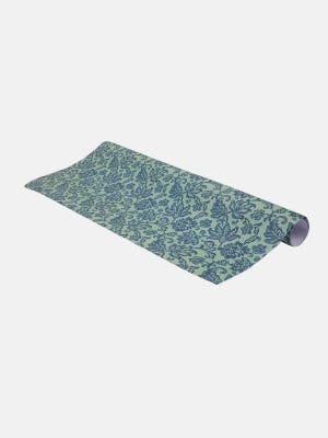 Mint Green Printed Wrapping Paper
