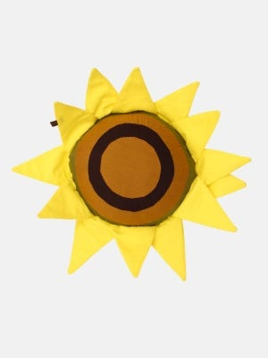 Stuffed Sunflower Toy