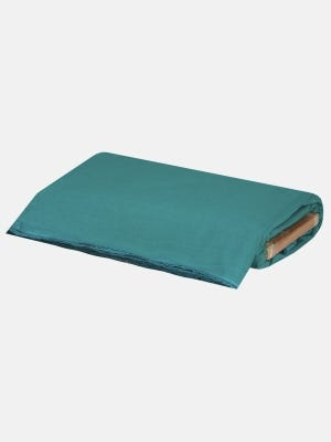 Teal Cotton Fabric