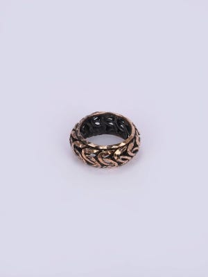 Brass Finger Ring