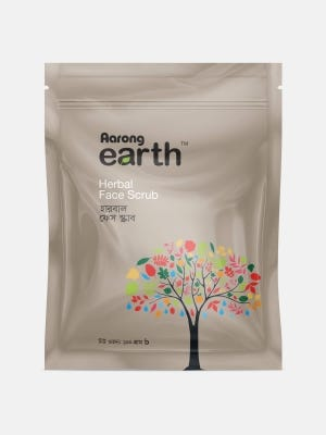 Aarong Earth Herbal Face Scrub