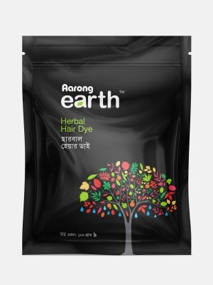 Aarong Earth Herbal Hair Dye