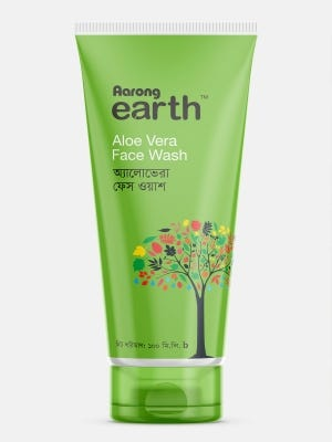 Aarong Earth Aloe Vera Face Wash