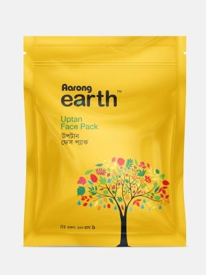 Aarong Earth Uptan Face Pack